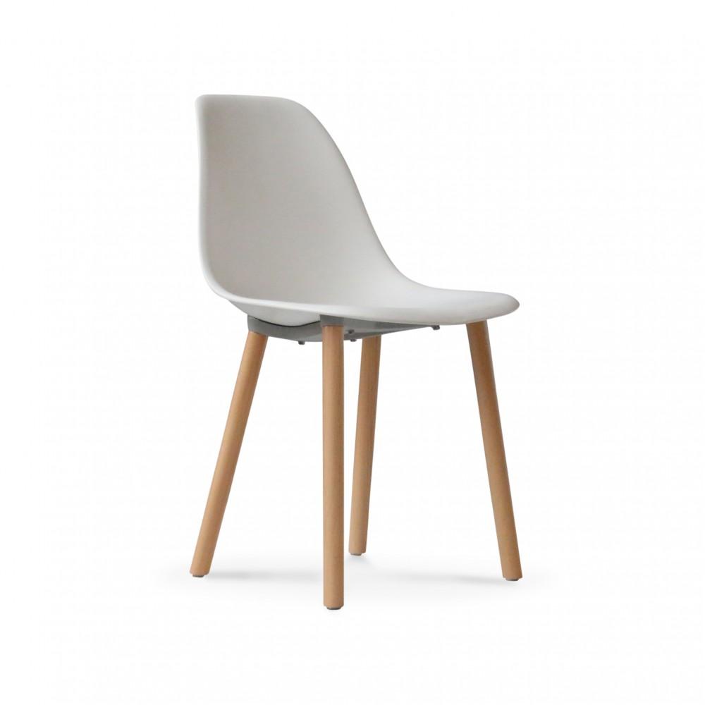 Jasper Morrison Dining Chair Light Wood Base Replica