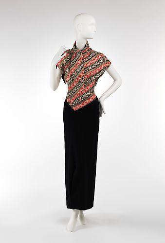 Mainbocher - Evening dress _ American (1936)