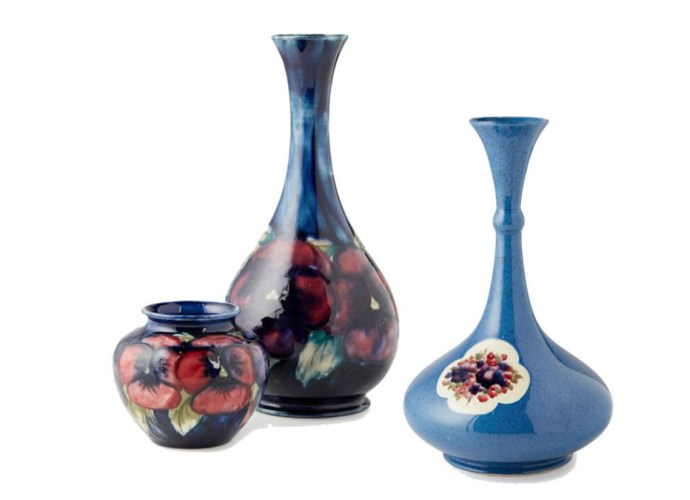 Moorcroft Pottery featured image