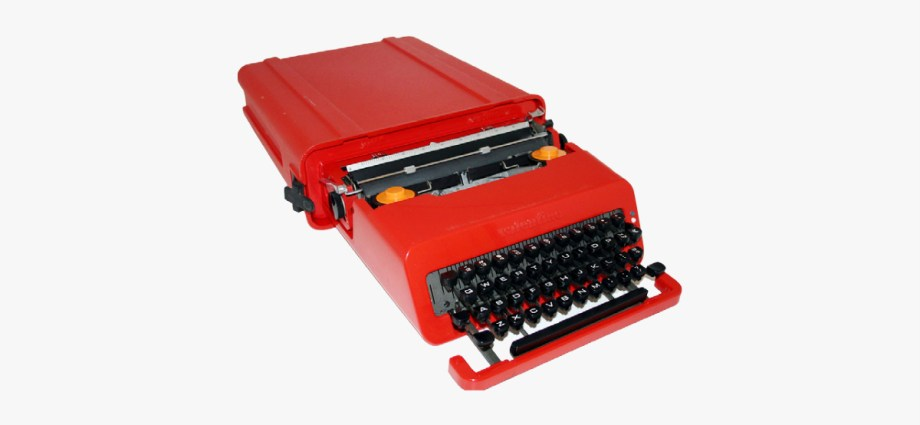 Valentine Portable Typewriter featured image