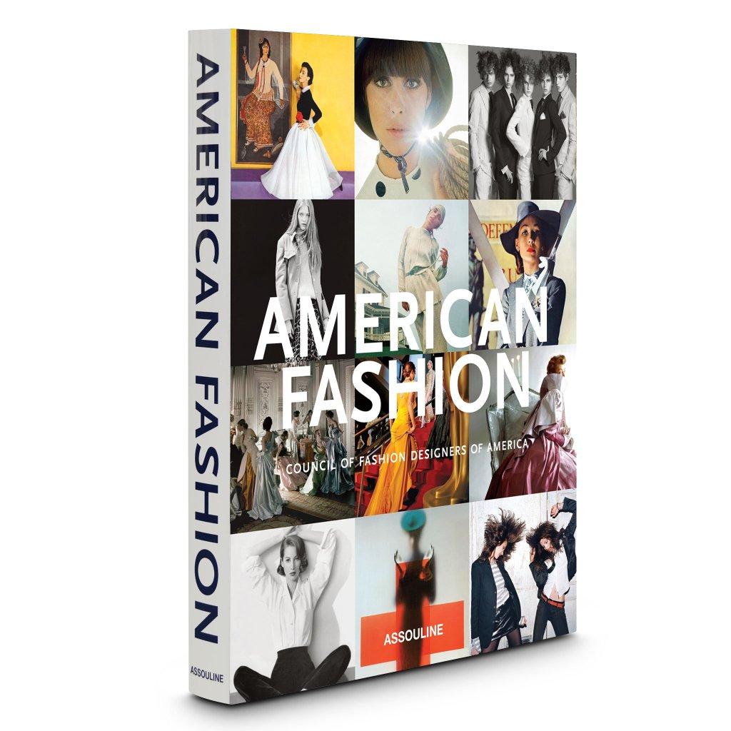 American Fashion cover art