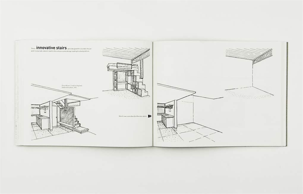 Archidoodle: The Architect's Activity Book page sample