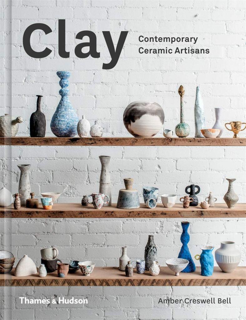 Clay: Contemporary Ceramic Artisans - cover art
