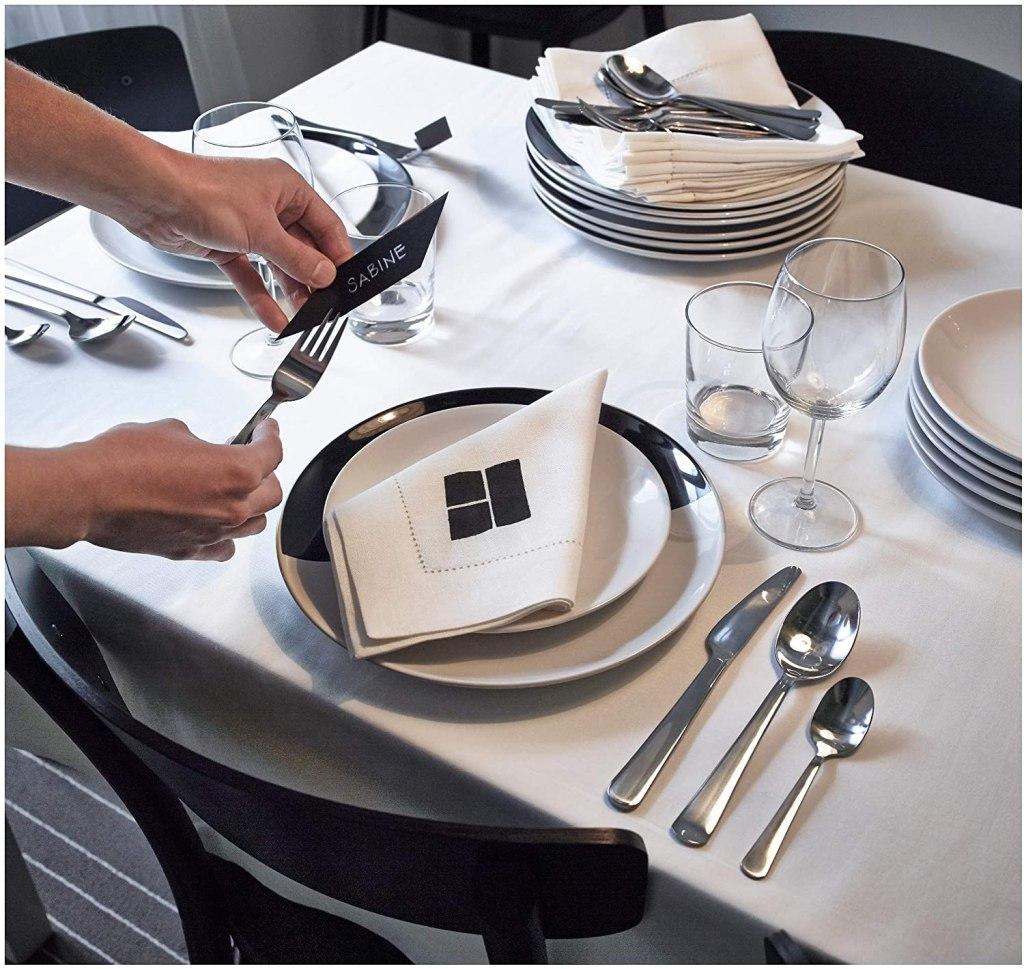 iKea dragonware flatware designed by Carl-Gustaf Jahnsson