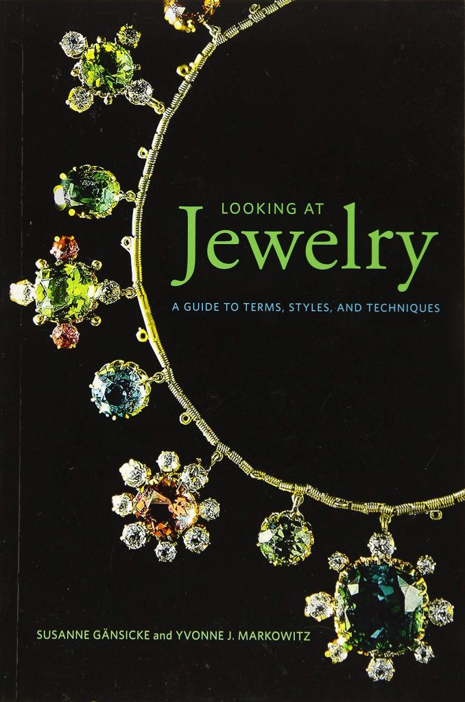 Looking at Jewelry cover artwork - front