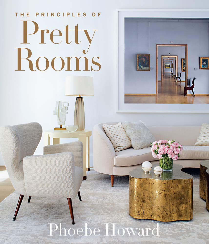 The Principles of Pretty Rooms cover artwork