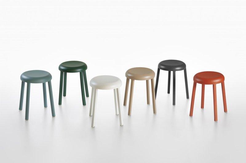 """""""Za"""" small stool"""