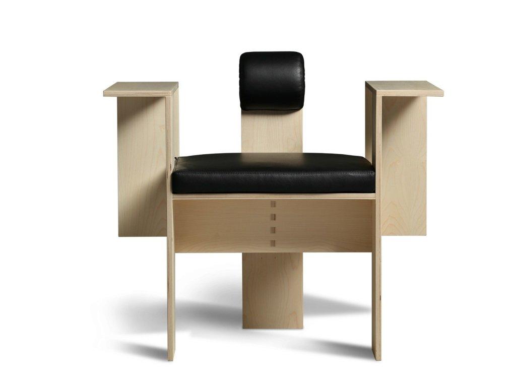 Chaise Morelato designed by Mario Botta