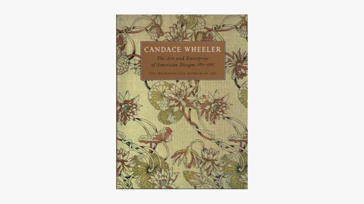 Candace Wheeler cover art