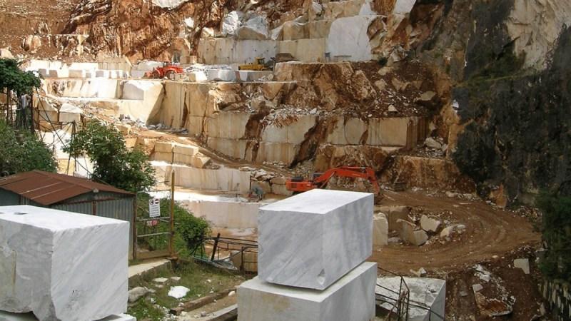 Carrara Marble Mine