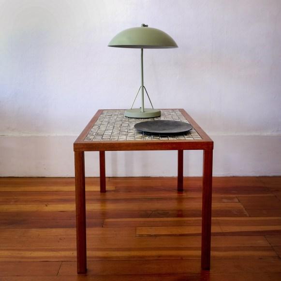 Table Lamp 1950s by Kurt Versen