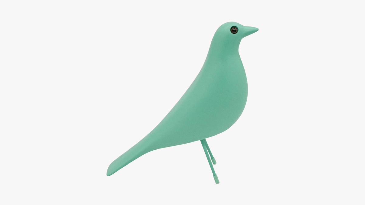 Eames Bird design classic