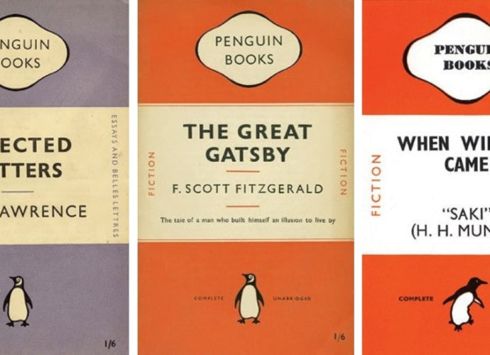 Penguin Book Covers