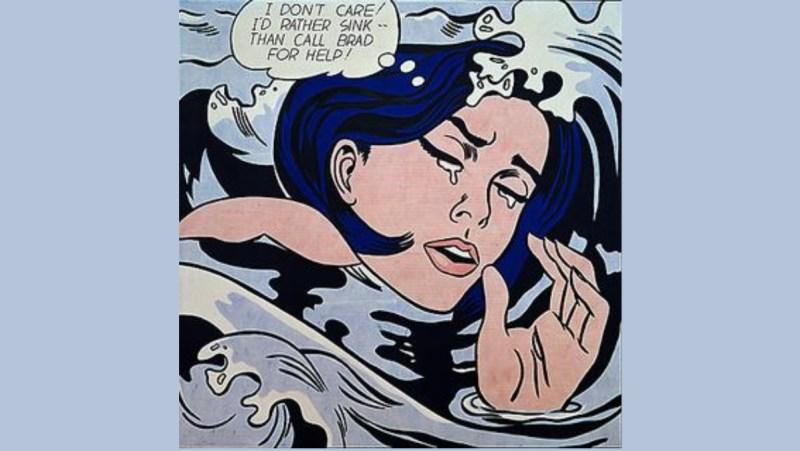 Roy Lichtenstein featured image