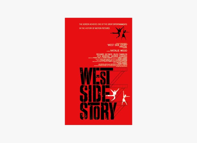 Saul Bass West Side Story featured image