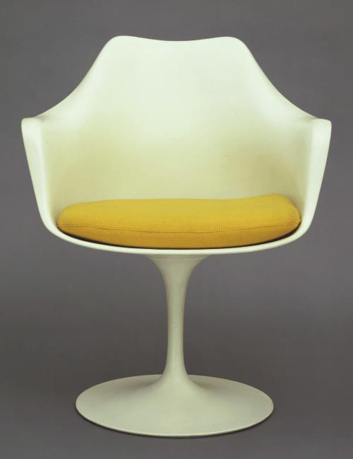 Tulip Armchair (model 150) designed by Eero Saarinen