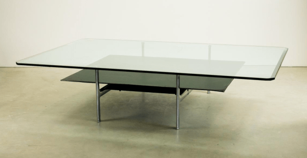 Coffee table, 1970s designed by Paolo Nava and Antonio Citterio