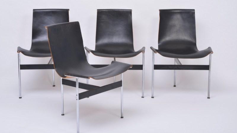 T Chair designed by Douglas Kelley