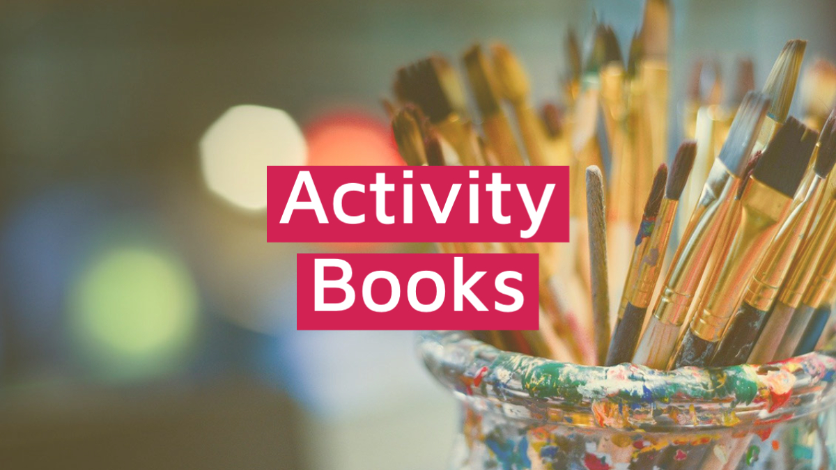 activity design books category
