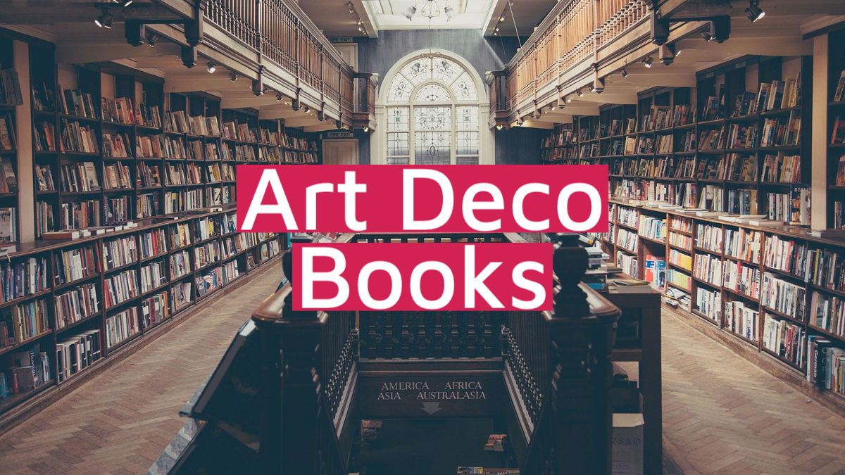 Art Deco Books Category