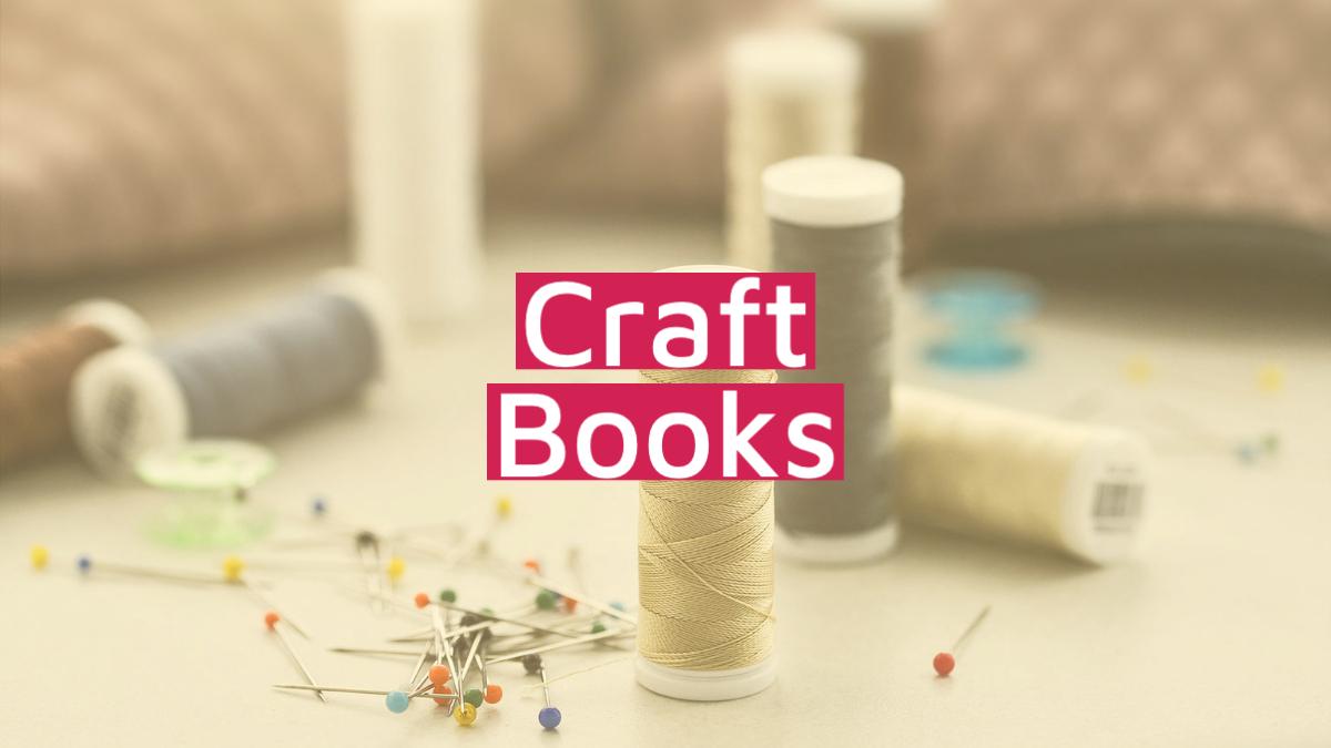 craft books category