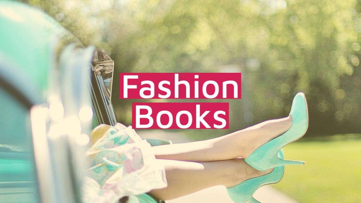fashion books category