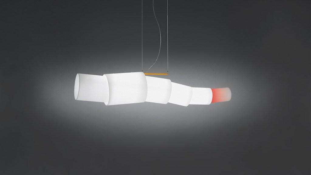 Noto suspension lamp for Artemide by Michele De Lucchi