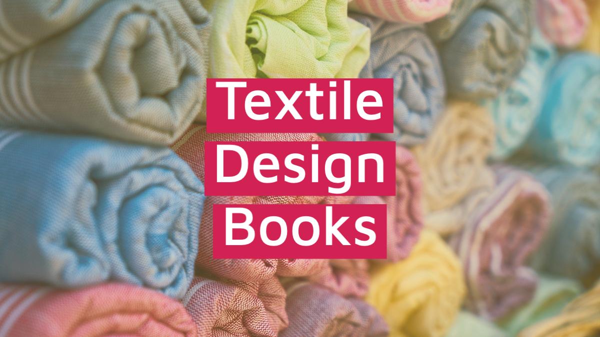 textile design books category