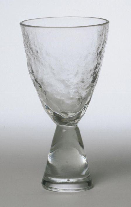 Goblet designed by Masakichi Awashima