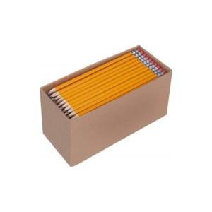 Amazon Basics Woodcased #2 Pencils, Pre-sharpened