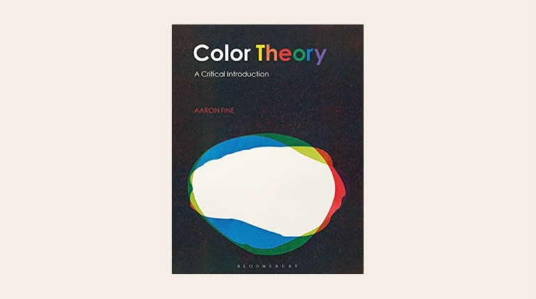 Colour Theory Book - Featured Image