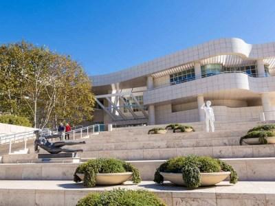 Paul Getty Center Los Angeles California