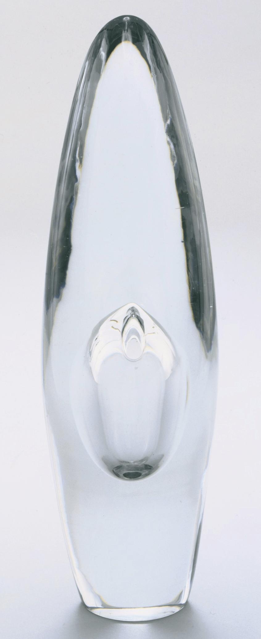 Orchid Bud Vase, c.1953 designed by Timo Sarpaneva