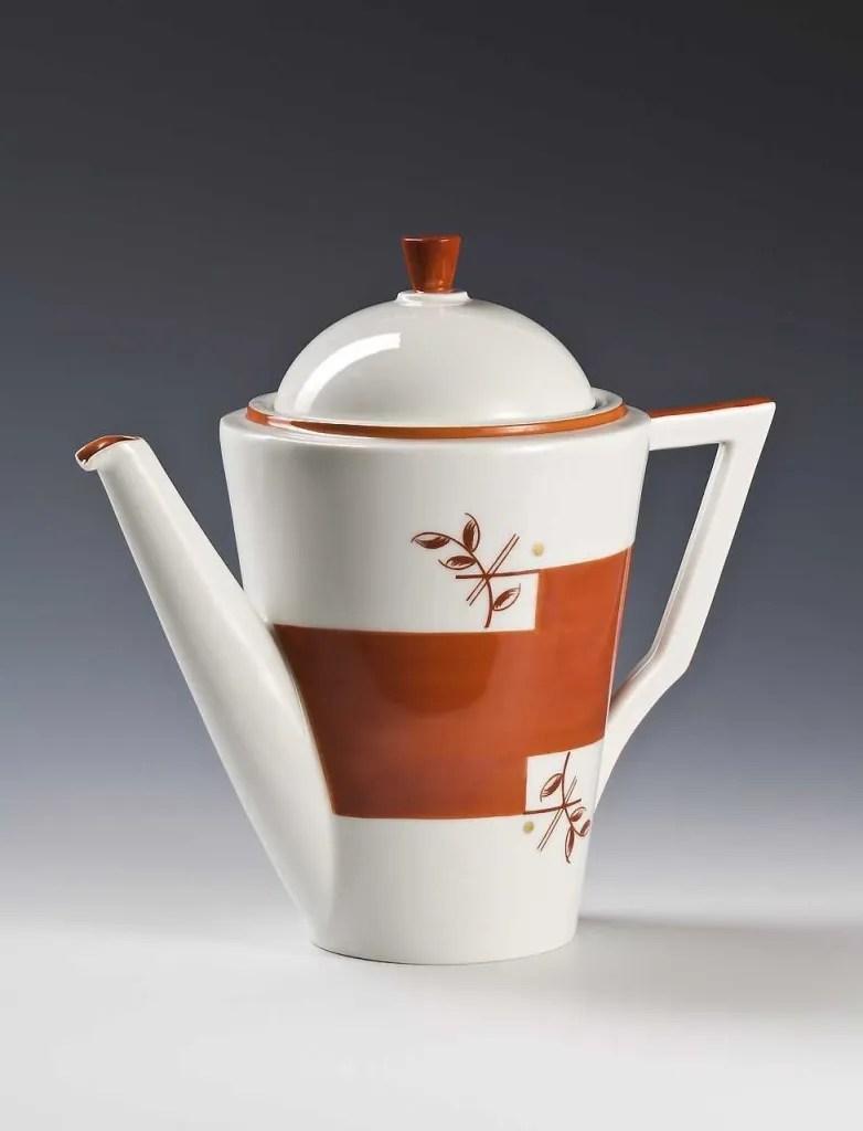 Model 1848, Coffee Pot 1929 designed by Nora Gulbrandsen