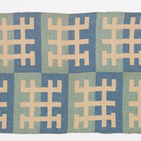 Textile (USA) 1948 designed by Ruth Reeves