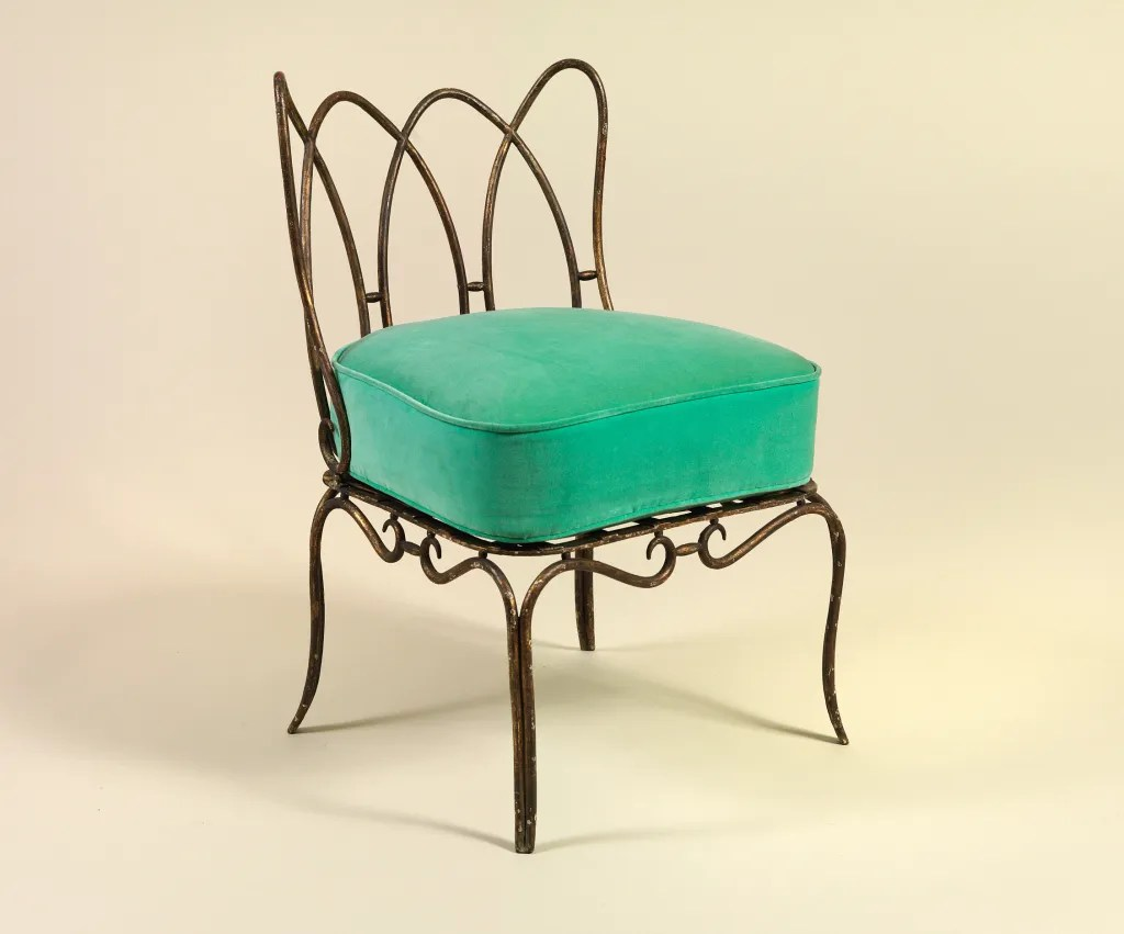 Armchair by Rene Prou
