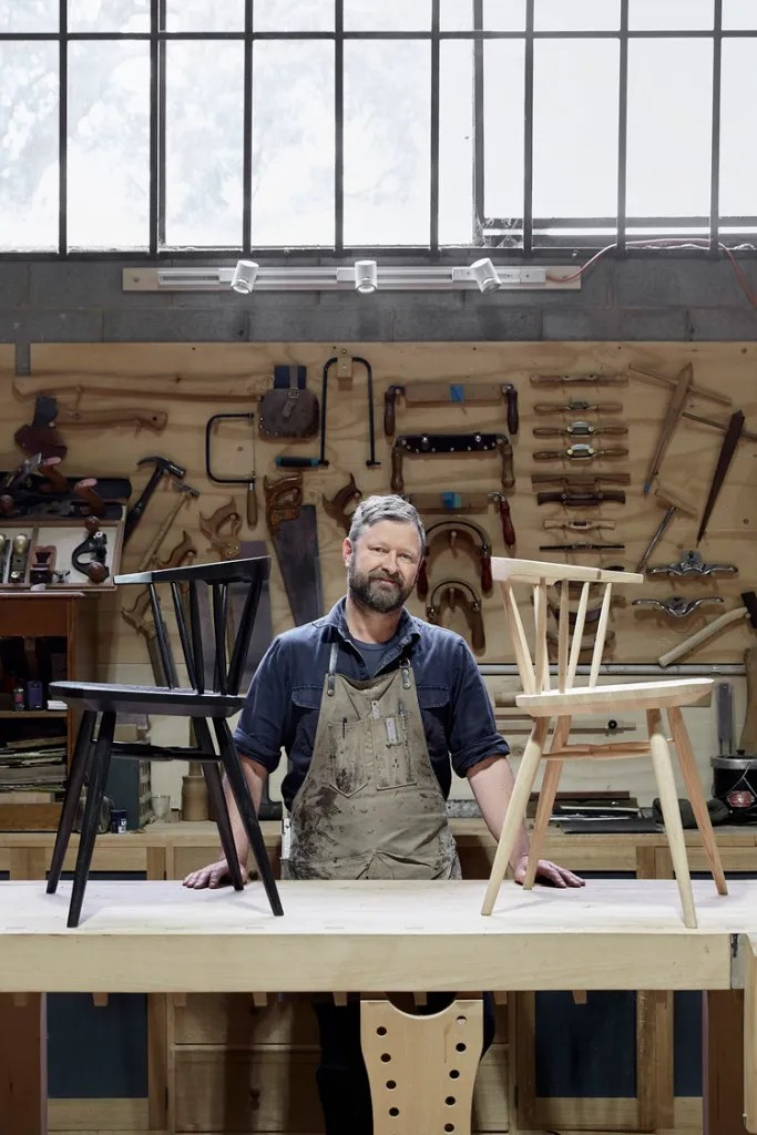 Bern Chandley Chair Maker   Fine Furniture