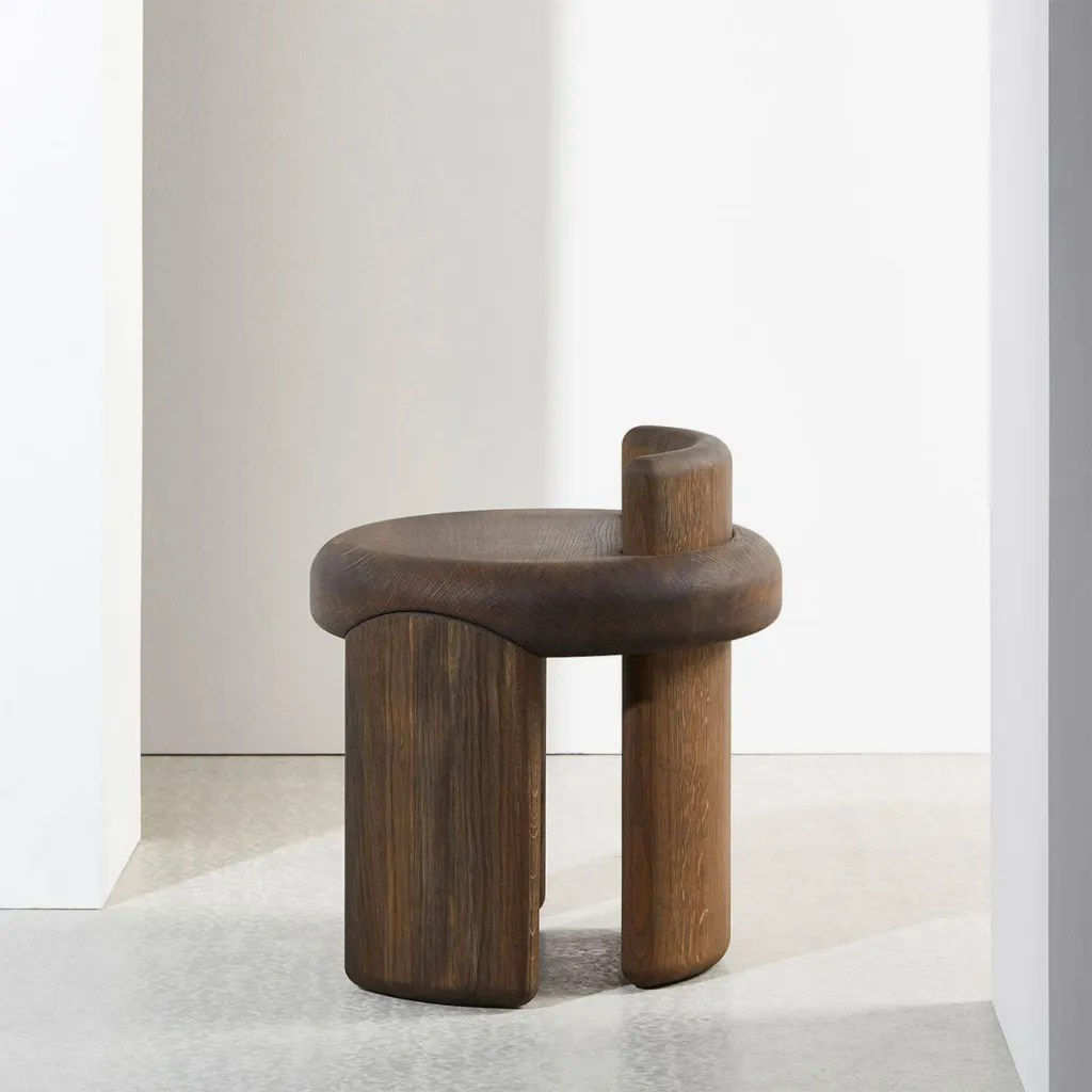 Kafa Stool Collection Particuliere