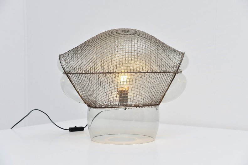 Patroclo table lamp Artemide Italy 1975 by Gae Aulenti