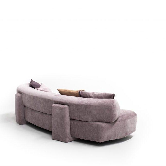 Grogan Sofa for Moroso by Patricia Urquiola
