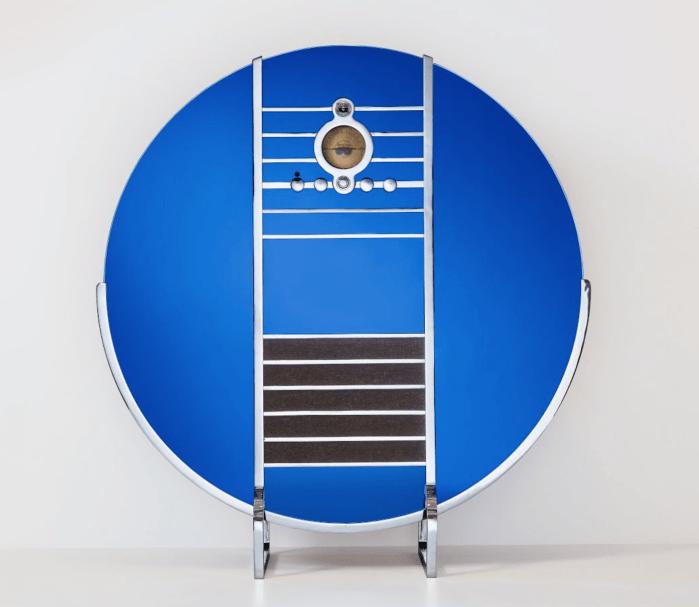 Nocturne, model 1186 radio
