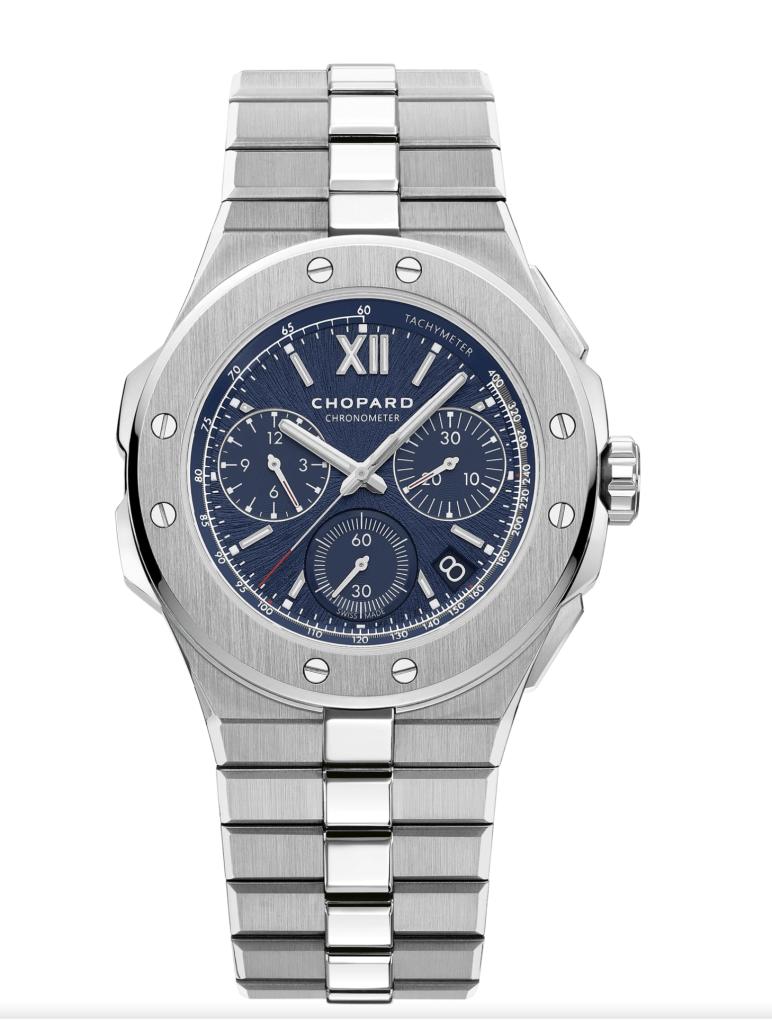 Alpine Eagle XL Chrono timepiece - Design Classic