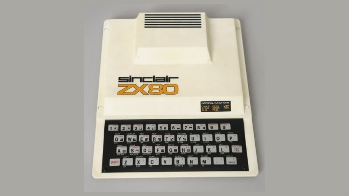 Sinclair Microcomputer featured image