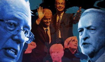 The difference between right and left-wing populism
