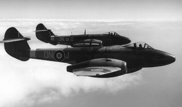 Meet the Gloster Meteor: The Only Allied Jet Aircraft of World War II