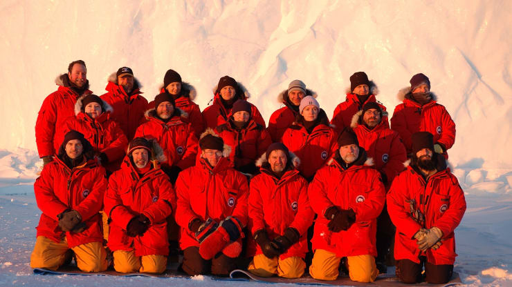 Three leadership skills that Antarctic explorers are tested on
