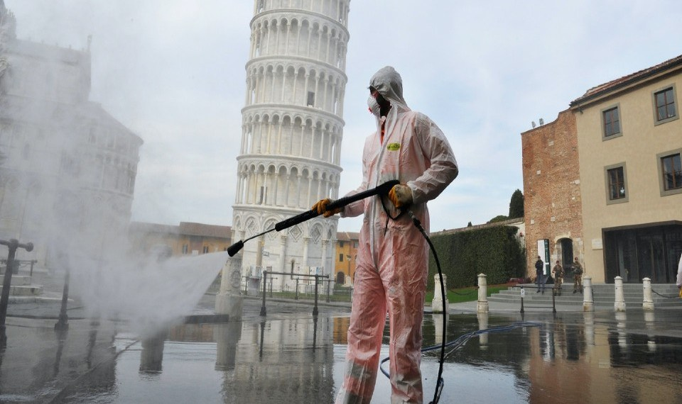 Italy is having a great help to catch the second wave: the trauma