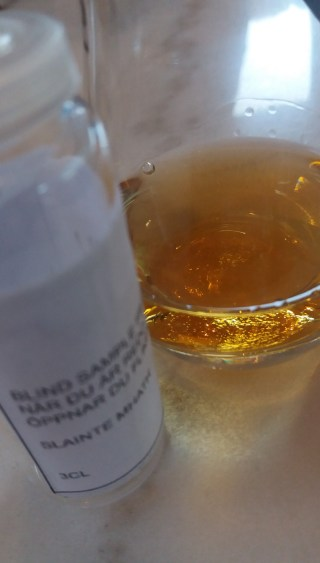 Blindsample Tamdhu single cask 13050 b