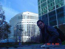 Reuters HQ Building, Canary Wharf, London