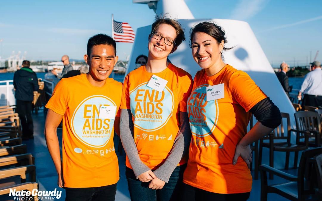 End AIDS Washington at Seattle Pride